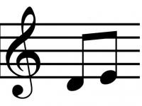 La mélodie de la phrase – comme de la musique